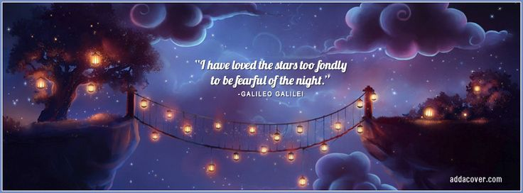 Quotes About Love Cover Photos For Facebook Timeline For Boys : Quotes About Love and Stars Have Loved the Stars Facebook Cover ...