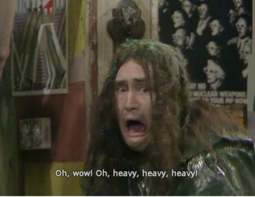 Neil from 'The Young Ones'.