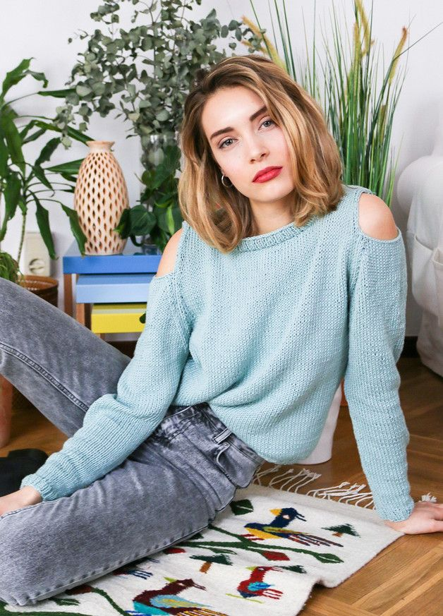 """Other – Knitting Kit """"Porch Crawler Sweater"""" – a unique product by weareknitters on DaWanda"""