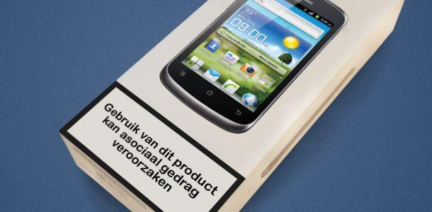 Smartphones in gezelschap, vloek of zegen? Typhone onderzoekt!