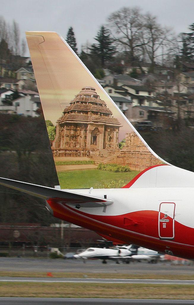 Air India Express, B737-8HG VT-AXV