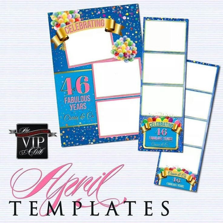 14 best Photo Booth Templates images on Pinterest Photo booths - po booth template