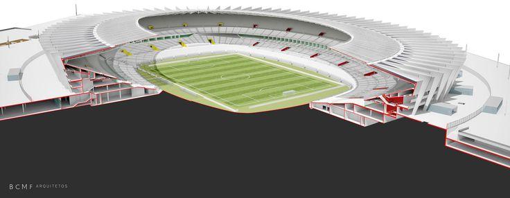 Gallery of Mineirão Stadium / BCMF Arquitetos - 36