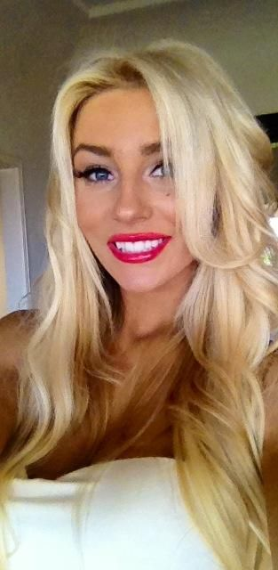 Courtney Stodden Debuts Younger Look...What Did She Do To Her Face?
