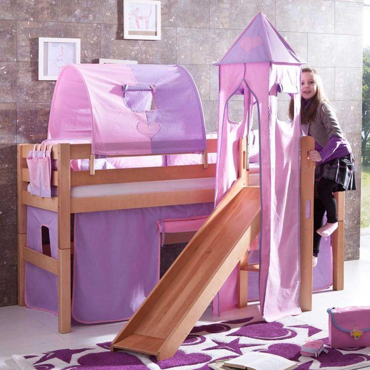 die 25 besten ideen zu m dchen bett auf pinterest m dchen kinderzimmer betten zimmer m dchen. Black Bedroom Furniture Sets. Home Design Ideas