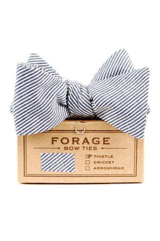 Forage Bow Tie