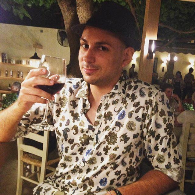 """Stin Ygeia mas!"" #Summer #AlanaRestaurant #Rethymno Photo credits: @geolig"