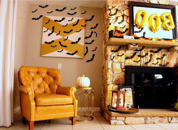 Die besten 25+ Halloween Wohnzimmer Ideen auf Pinterest ...