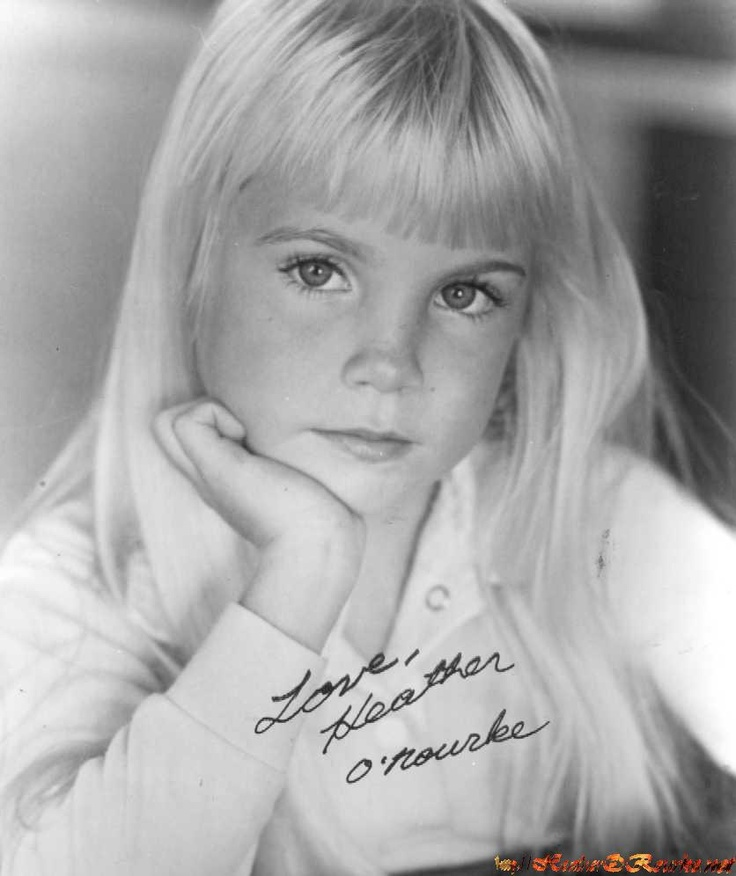 Image detail for -Heather o'rourke - Heather o'rourke Photo (26944175) - Fanpop fanclubs