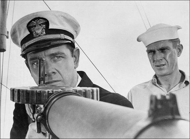 Steve McQueen, Richard Crenna | The Sand Pebbles | 1966 | as Jake Holman