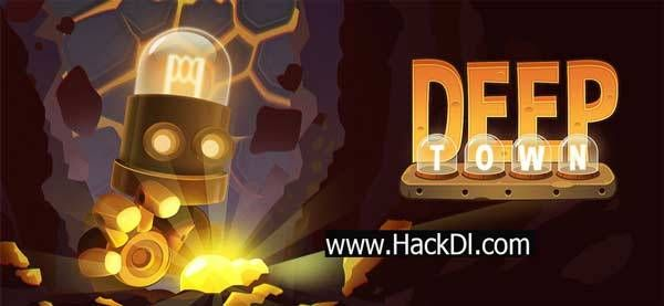 Deep Town Mining Factory Mod Apk With Images Game Cheats