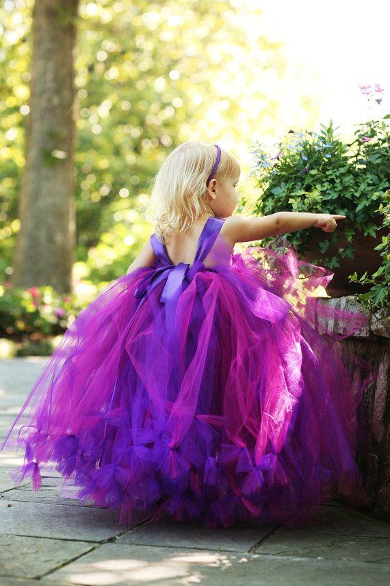 #Flower Girl Dresses #Oh One Fine Day: #Flower Girls