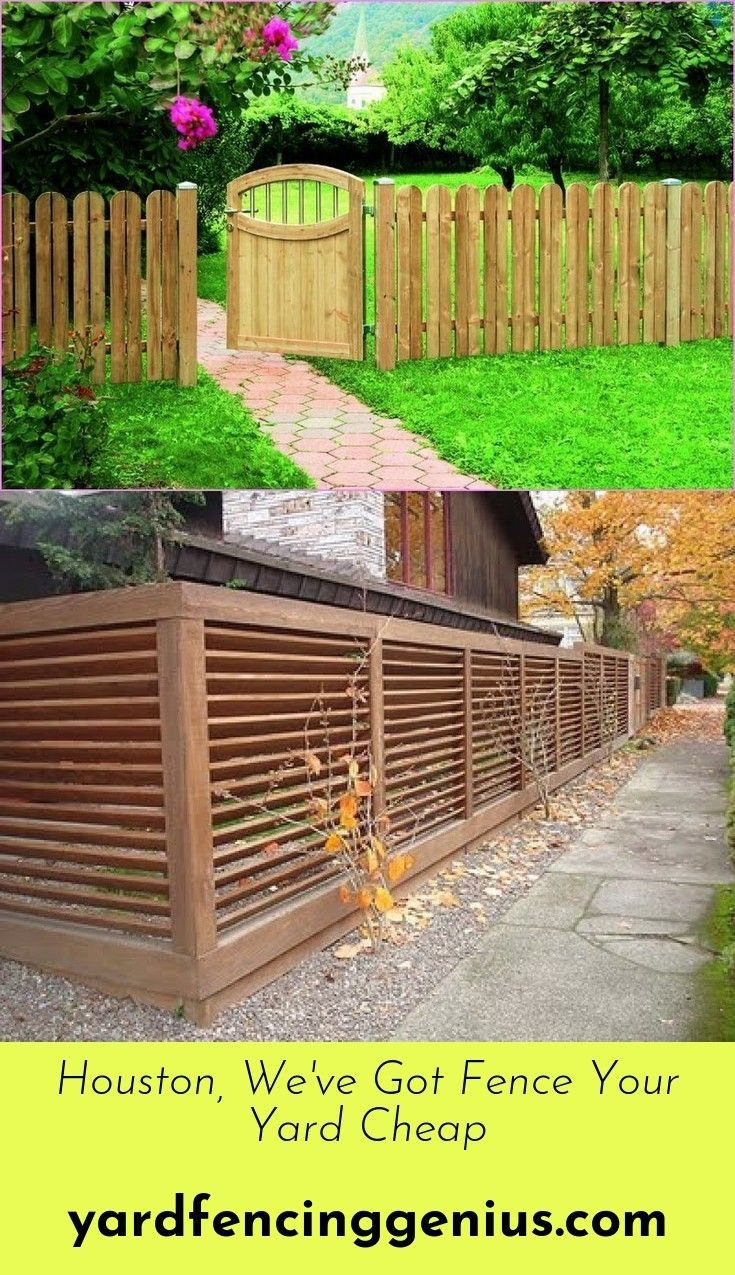 Read More About Backyard Fence Options Fence Options Backyard