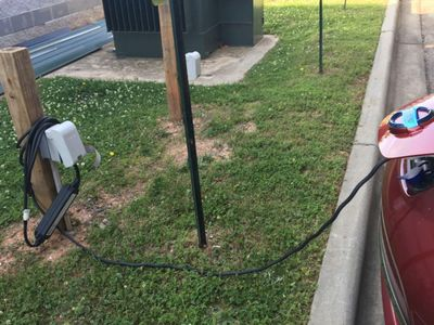 The low-cost electric car charging station that every employer should have