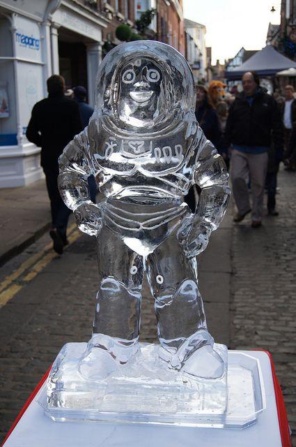 Buzz Lightyear Ice Sculpture by scott0189, via Flickr: Sculptures De, Ice Sculptures, Photos Shared