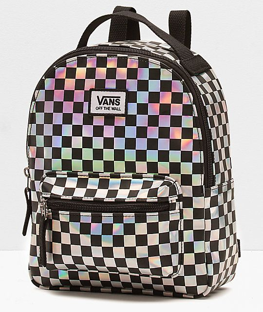7d659b78dc Vans Sunny Daze Iridescent Mini Backpack in 2019