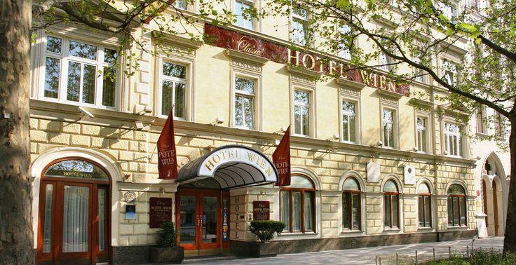 Hotel Wien | Vienna City Center | Historic Hotel Vienna | Central 1020