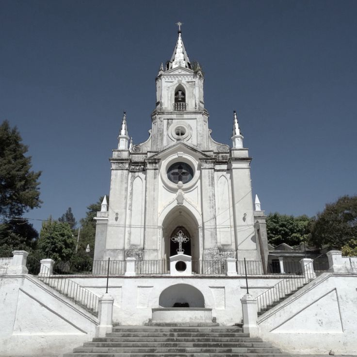 Templo de Nuestra Señora de Vista Hermosa. San Agustín Etla