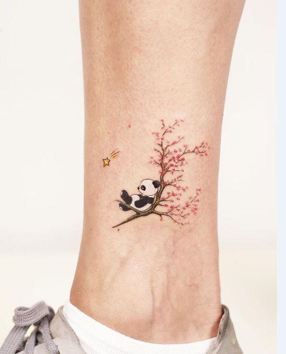 25 Modèles De Tatouages Fleurs De Cerisier