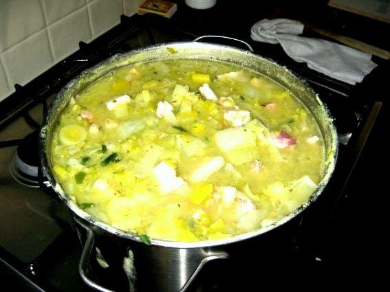 Dutchy Pea Soup - Recipe