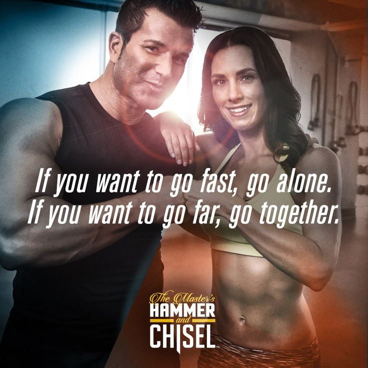 21 Day Fix's Autumn Calabrese and Body Beast's Sagi Kalev are coming out with a NEW strength Workout - Hammer & Chisel!!! SO excited to try it!!!