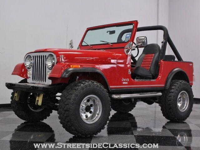 1983 Jeep CJ7 For Sale in Charlotte, North Carolina - Classics.VehicleNetwork.net Used Classic Car Classified Ads