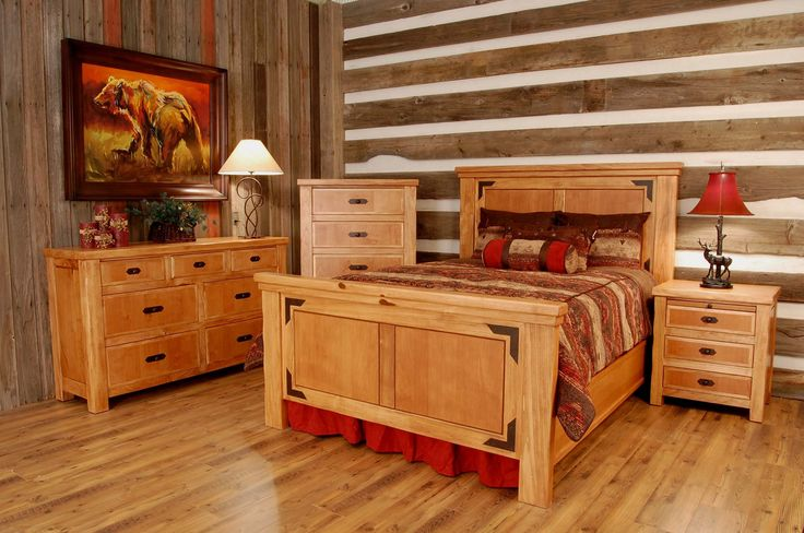 Ranch And Lodge Furniture | Rustic Home Furnishings And Cabin Interiors |  Bedroom Collection