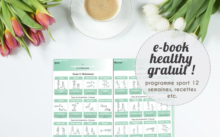 E-BOOK HEALTHY GRATUIT