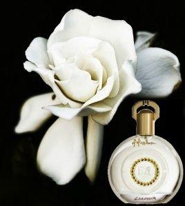 Gardenia by M. Micallef   ..jasmin, gardenia, vanilla, ambergris.  Like VCA's Gardenia Petale w smidge of Chanel Gardenia. Works for me.  *mini