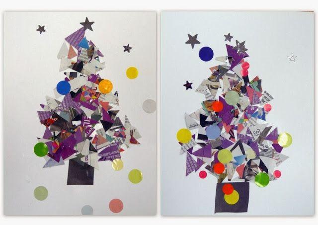 les petits papiers de Noël