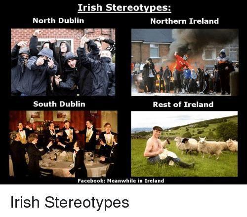irish stereotypes Pictures of anti irish political cartoons showing irish stereotypes and irish stereotyping.