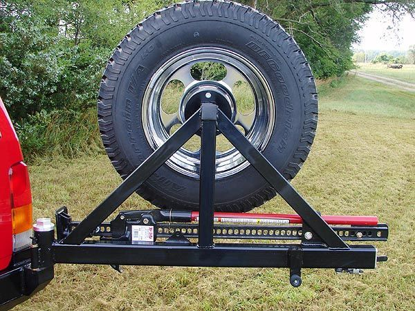 Swing Out Tire Carrier Ford Ranger Google Search Jeep Cherokee