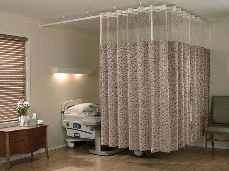 Hospital Cubical Curtain Track System