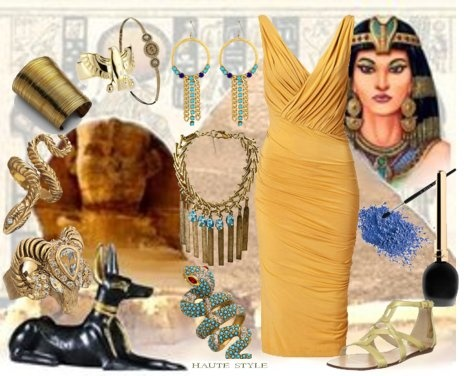 annie hammer tuquoise earrings, Modern Makeover #91: Cleopatra | SheillaD's stylebook on ShopStyle