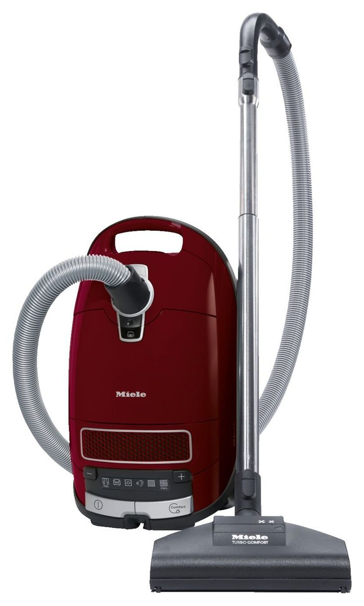 Miele C3 Complete Cat and Dog Bagged Cylinder Vacuum