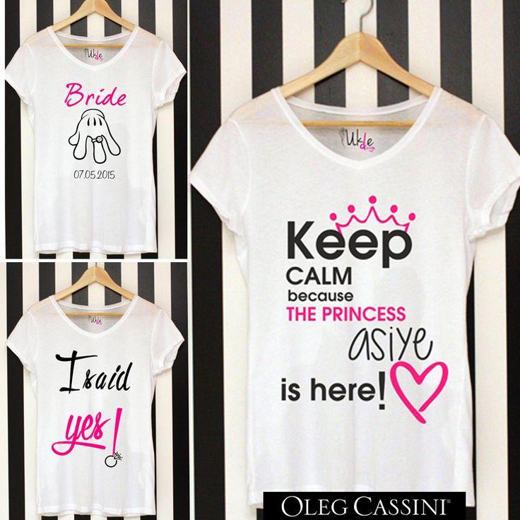 Ukdedesign'ın birbirinden eğlenceli, kişiye özel bekarlığa veda t-shirt tasarımları online satış mağazamızda!