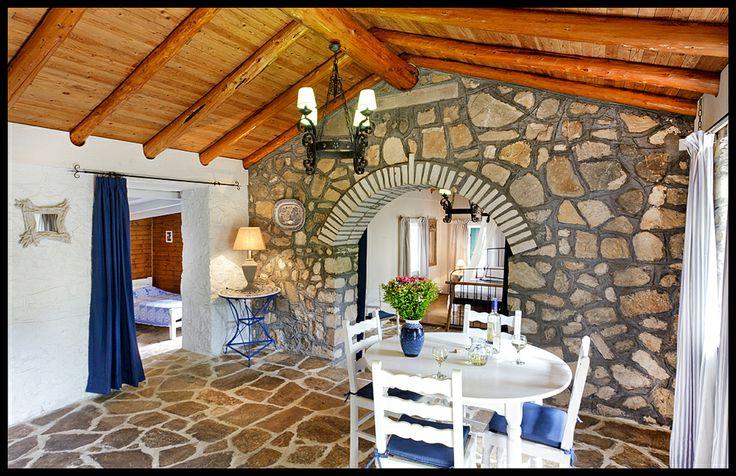 stone house villa paxos