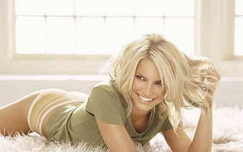Jessica Simpson. Gorgeous.