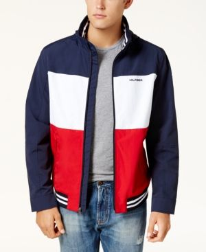 Tommy Hilfiger Men's Flag Regatta Jacket - Blue XXL