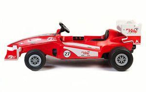 La voiture formule racing est le véhicule électrique idéal pour votre petit enfant . moteur de 6 v