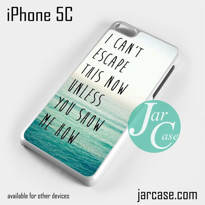 Imagine Dragon Quotes (3) Phone case for iPhone 5C and other iPhone devices