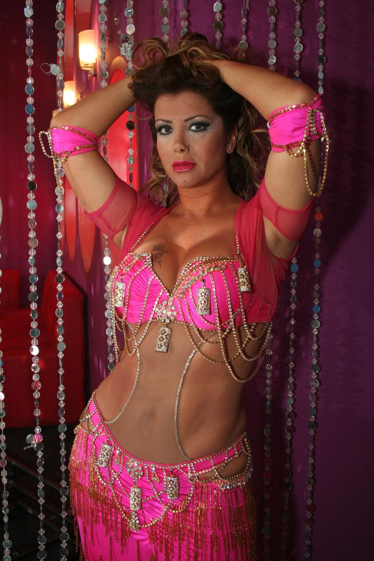 Desimad Most Famous Turkish Belly Dancer Tanyeli