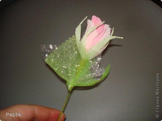Бутон розы МК