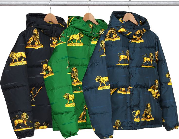 Lions Puffy Jacket