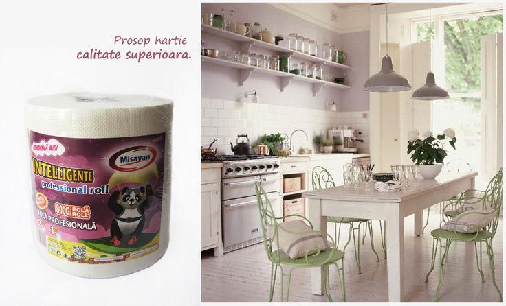 Prosop hartie #misavan in 2 straturi super absorbante: http://www.produse-horeca.ro/bucatarie/misavan-monorola-midi-2str-high-consumer #curatenie #prosophartie