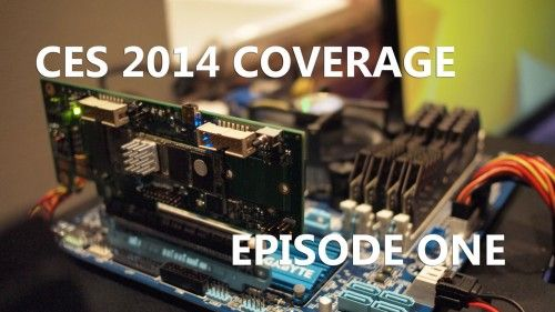 Episode #1 - CES 2014 Coverage Featuring InWin, GIGABYTE, ADATA, be quiet!, Silverstone and Steelseries (Video) - Futurelooks