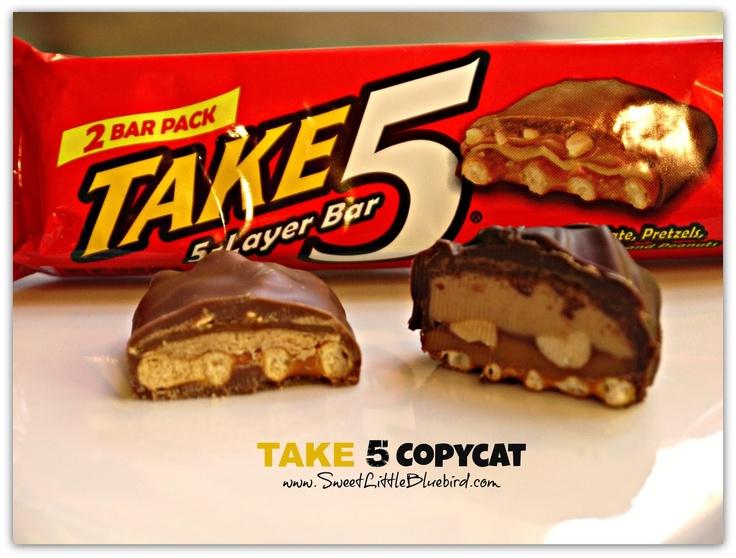 Take 5 Copycat Recipe