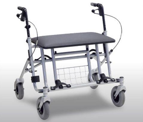 BIGreha liefert perfekte individuelle Schwerlastrollatoren Rollatorsonderbau xxs-xxl Hilfsmittel