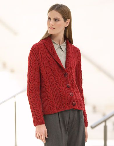 Book Woman Concept 1 Autumn / Winter | 14: Woman Jacket | Red