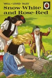 Snow White and Rose Red -Ladybird books